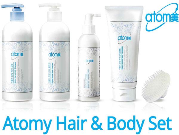 Уход за волосами и телом